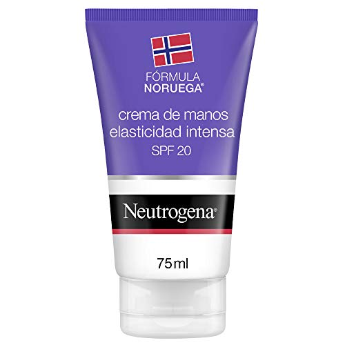 Neutrogena Crema de Manos Elasticidad Intensa SPF 20, 75 ml