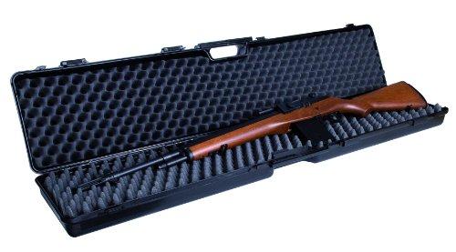 GSG Waffenkoffer mit Schaumstoffeinlage 96 x 25 x 10 cm, Schwarz, 201062