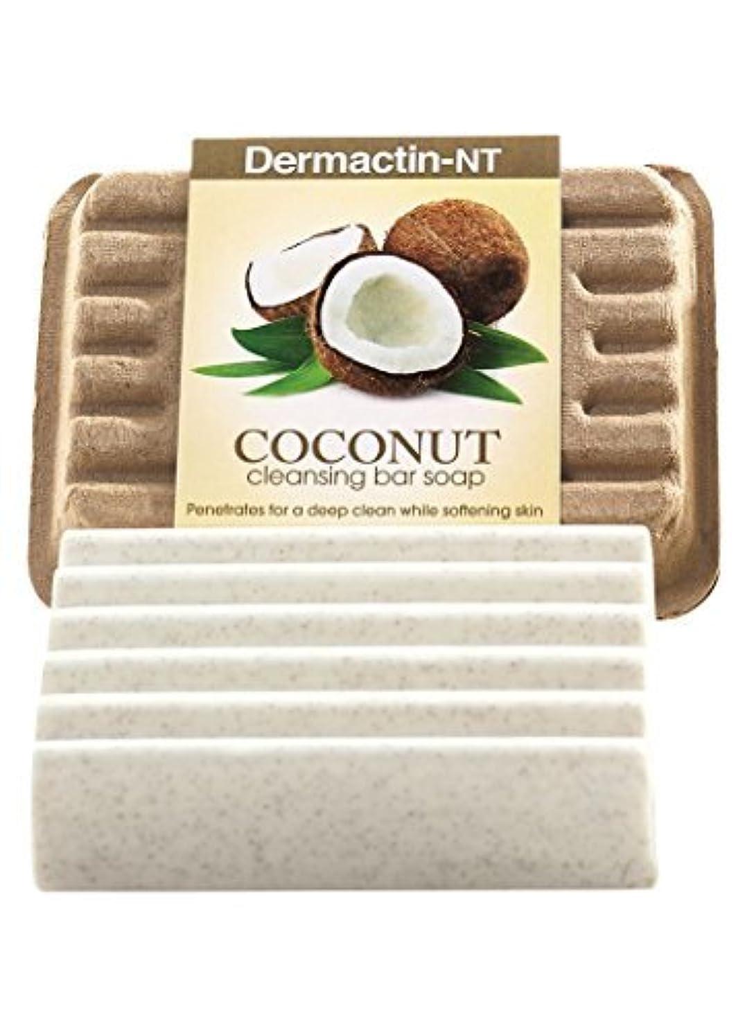 力強い部屋を掃除する常識Dermactin-TS ココナッツクレンジングバーソープ (並行輸入品)