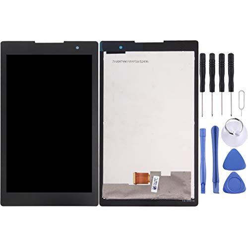 Mingxian Pantalla LCD y digitalizador Asamblea Completa for ASUS ZenPad C 7.0 / Z170 / Z170MG / Z170CG (Negro) (Color : Black)