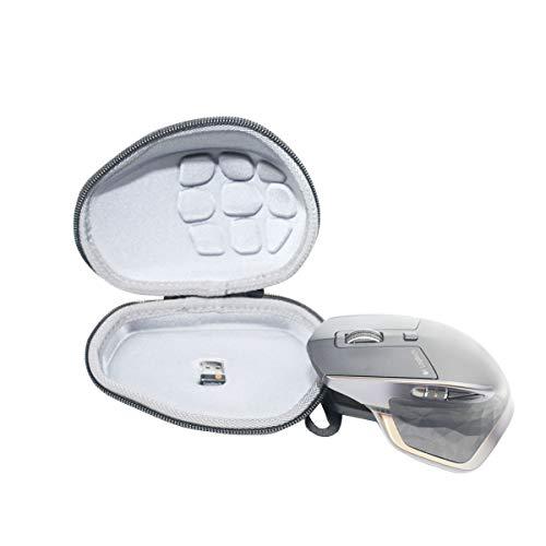 SANVSEN Duro Viaggio Caso Copertina per Logitech MX Master/Master 2S Mouse (biack)