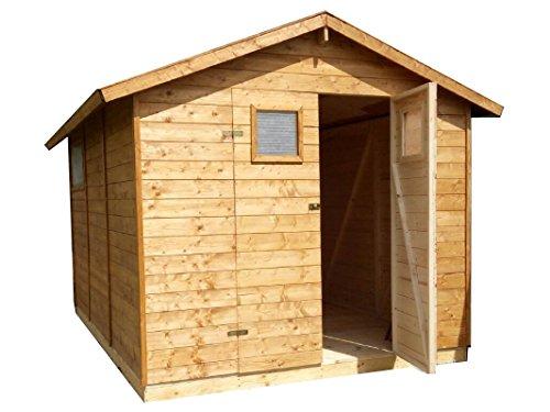 CADEMA - Caseta de madera para jardín...