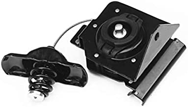 Spare Tire Hoist - Replaces 20870067, 15703311, 924-510, 15866164 - Fits 1999-2017 Chevy Silverado 1500, GMC Sierra 1500, 1999-2004 Silverado 2500, 2000 Tahoe, Suburban and more - Tyre Winch Carrier
