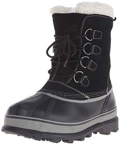 Northside Men's Back Country Winter Boot,Black,10 M US