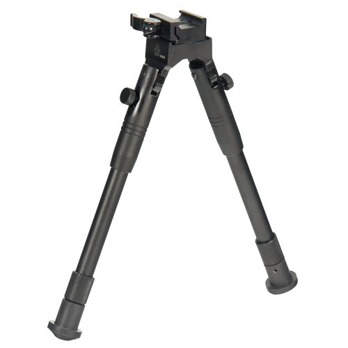 """UTG New Gen Hi Pro Shooters Bipod, Quick Detach, 8.7""""-10.6"""""""