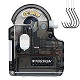 THKFISH Attrezzatura Pesca Accessori Pesca Ami da Pesca Accessori Attrezzatura da Pesca Portatile elettrica Automatica 1Pezzo