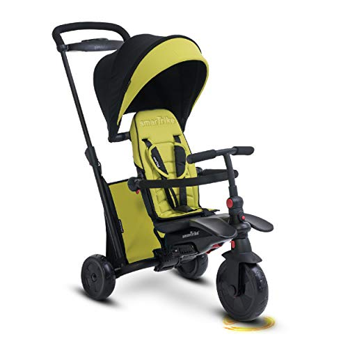 smarTrike- Tricycle évolutif Pliant smarTfold 500, 5050700, Vert