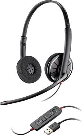 Plantronics 85619-01 Blackwire C320-M - Cuffie con cavo USB, Sovraurali, Versione certificata Microsoft - Trova i prezzi più bassi