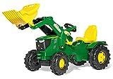 Rolly Toys rollyFarmtrac Trettraktor John Deere 6210R 611096