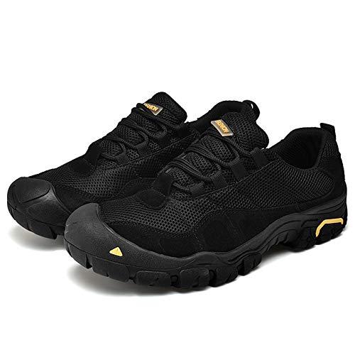 shoe Męskie buty trekkingowe, buty górskie, miękko ocieplane buty do biegania w terenie, buty rekreacyjne, odpowiednie do wędrówek i biegania na świeżym powietrzu
