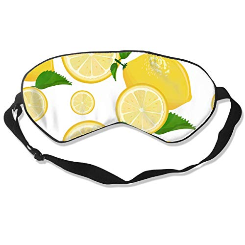 Augenmaske Saft Limonade Grapefruit Limette Gelb Zitrone Schlafmaske Einstellbare Atmungsaktive Schlafmaske Schlaf Augen Maske Augenmaske Augenmaske Augenmaske Augenmaske