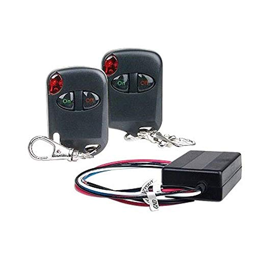 iMBAPrice 12V, 15 Amps, Heavy Duty Boat and Car Universal Remote Control Kit