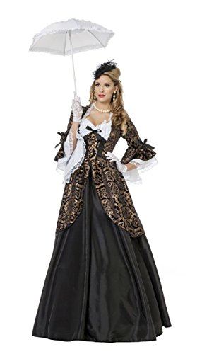Damen Kostüm Marquise Barock Rokoko Karneval Fasching Gr.38