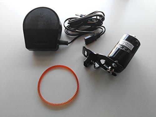 mimaquina.es Motor Exterior para MAQUINAS DE Coser Color Negro