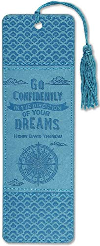 Go Confidently Artisan Bookmark