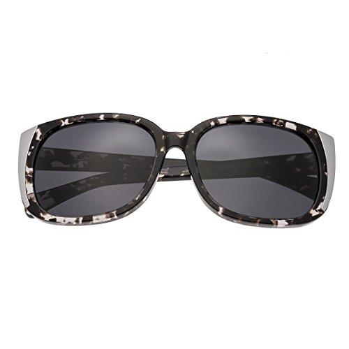 Bertha Natalia Damen Polarisierte Sonnenbrille, BRSBR016S, BRSBR016S