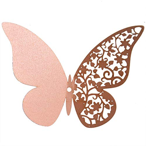 Decoración De Papel Partido 12 Piezas Medio Hueco 3D Mariposa Etiqueta De La Pared Para La Decoración Del Hogar De La Boda Mariposas En La Pared Habitaciones Decoración Pegatinas Multicolores