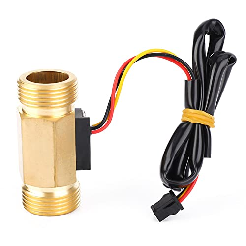 Sensor de efecto Hall de flujo de agua, sensor de capacidad de resistencia al aislamiento del medidor de resistencia a choques térmicos para equipos industriales