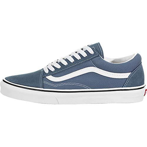 Vans U Old Skool Unisex-Sneakers für Erwachsene, Blau - blau - Größe: 40 EU