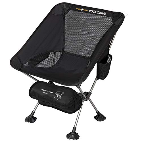 Rock Cloud Portable Camping Chair Ultralight Folding Chairs Outdoor with