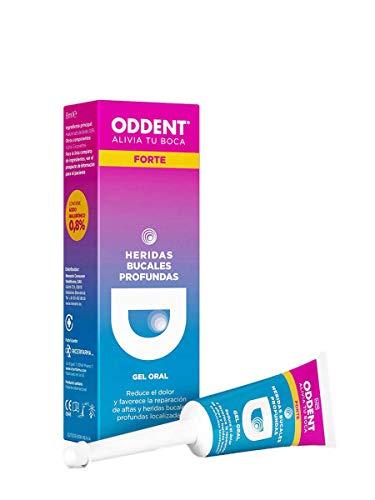 Menarini Oddent Acido Hialurônico Gel Oral Forte, 8 ml, Pack de 1
