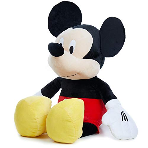 Disney Baby Mickey Mouse Jumbo Stuffed Animal Plush Toy - 36 Inches