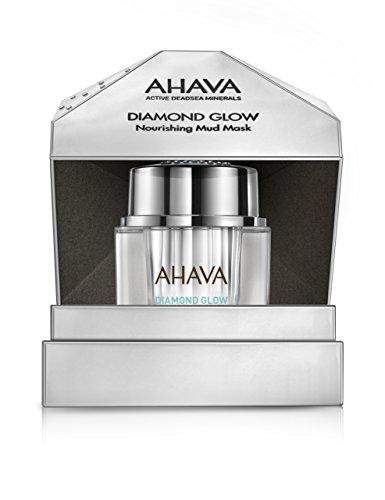 AHAVA Diamond Glow Mascarilla de Barro Nutritiva - 50 ml.