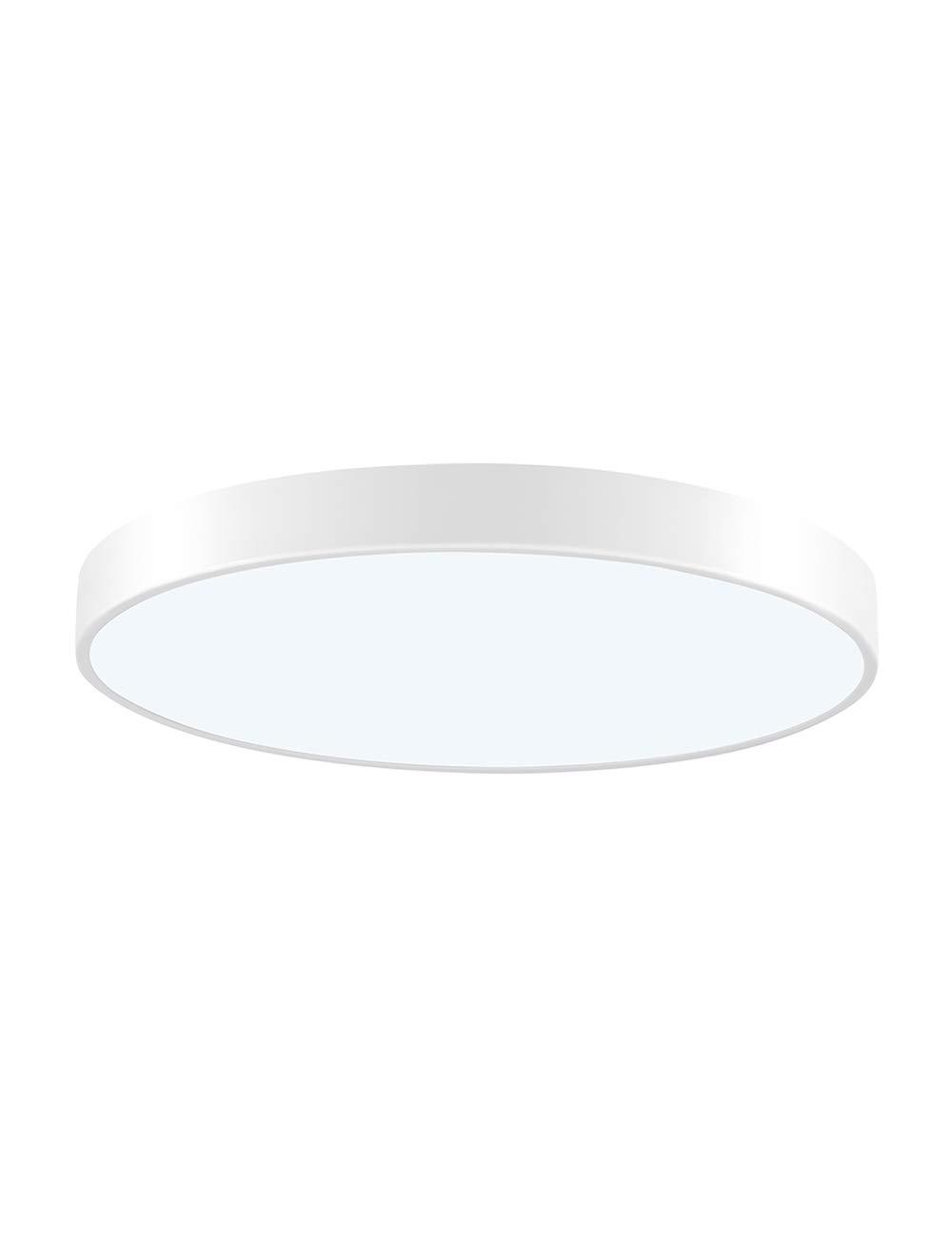 Soggiorno blu 12W Cucina Camera 6000K Bianco Fresco Lampada Modern Interior Illuminazione per Balcone Plafoniera LED Lampada A Soffitto Macaron Design Ingresso