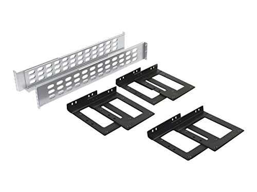 "APC SRTRK2 Smart-UPS SRT - Sistema de alimentación ininterrumpida (SAI) Kit de guías 5/6/8/10kVA - 19"""