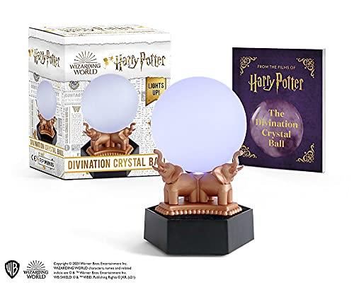 Harry Potter Divination Crystal Ball: Lights Up!