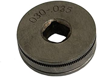 Hobart 212379R .024 V-Groove and 0.030-0.035 V-Knurled Drive Roll for Handler 125EZ, Handler 125 and Auto Arc 130 Welders