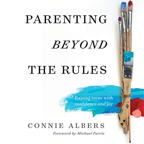 Parenting Beyond the Rules cover art