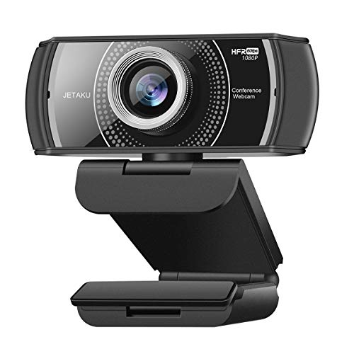 60Fps 120 Degree Wide Angle Webcam-1080P USB Computer Web Camera with...