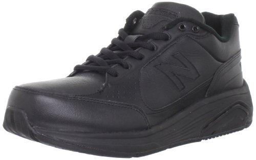 New Balance Women's 928 V1 Walking Shoe, Black, 5 B US