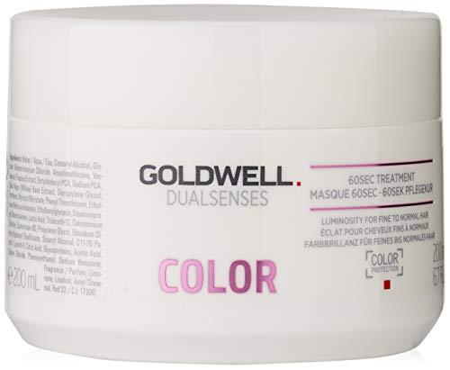 Goldwell Dualsenses Color Brilliance 60sec Treatment, 6.7 Fl Oz