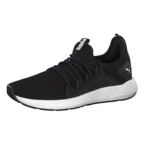 Puma NRGY Neko, Chaussures de Running Compétition Homme, Noir (Black White 01), 41 EU