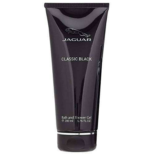 Jaguar Classic Black Shower Gel 200ml
