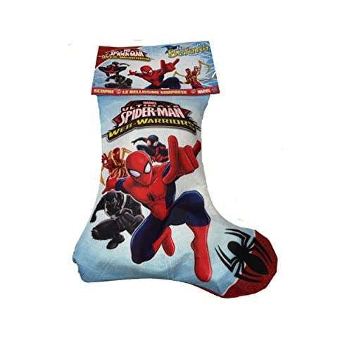 Hasbro Spiderman B86664510 - Calza Epifania