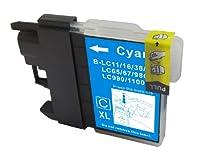 ノーブランド品 互換インク・シアンLC11/16C
