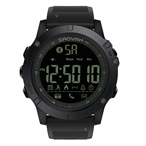 Smart Watch Nieuwste 2019 Tact - Military Grade Super Tough Waterproof merk: TONWIN, A1