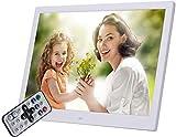 XHCP Marco de Fotos Digital LED de Alta resolución de 15 Pu