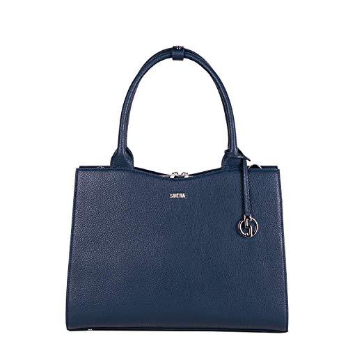 "Socha Businessbag Midi 13.3\"" Navy Blue"