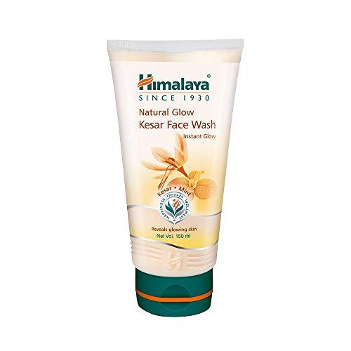Himalaya Natural Glow Kesar Face Wash, 150ml