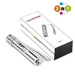 YAMI LED pointer für katzen spielzeug haustier katze interaktive spielzeug mit USB kabel