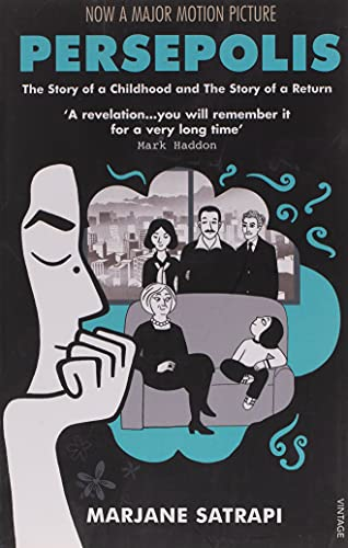 Persepolis I and II: The Story of a Childhood and The Story of a Return [Lingua inglese]: Marjane Satrapi