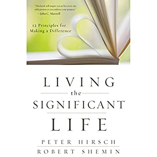 Living the Significant Life audiobook cover art