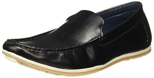 BATA Men's Brooks Black Formal Shoes - 7 UK/India (41 EU)(8516193)