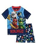 LEGO Ninjago Pijamas para Niños Multicolor 8-9 años