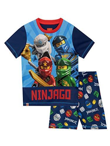LEGO Ninjago Jungen Schlafanzug Mehfarbig 134