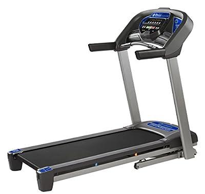 Horizon Fitness Treadmill, Black